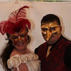 Mascarade Halloween costumes